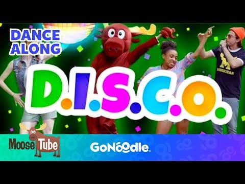 DISCO - MooseTube  GoNoodle