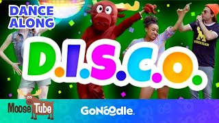 disco moosetube gonoodle