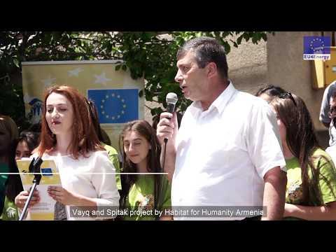 EU4Energy days in Armenia