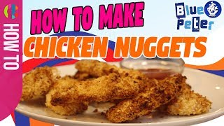 How To Make Chicken Nuggets
