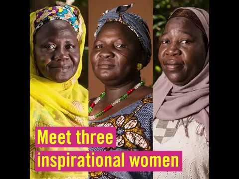 Femeia care cauta om in Burkina Faso)