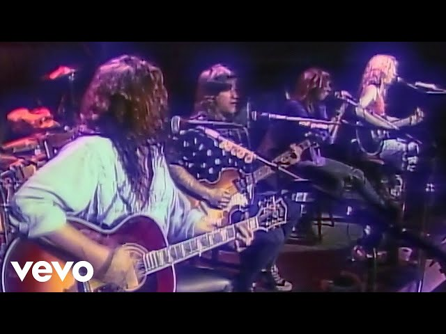 Tesla - Signs (Live At The Trocadero / 1990)