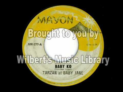 BABY KO - Tarzan at Baby Jane