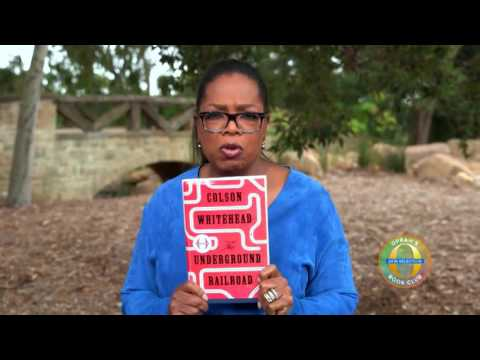 Oprah Book Club Pick: Underground Railroad