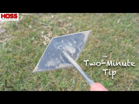 The Best Tool for Removing Thick Garden Weeds