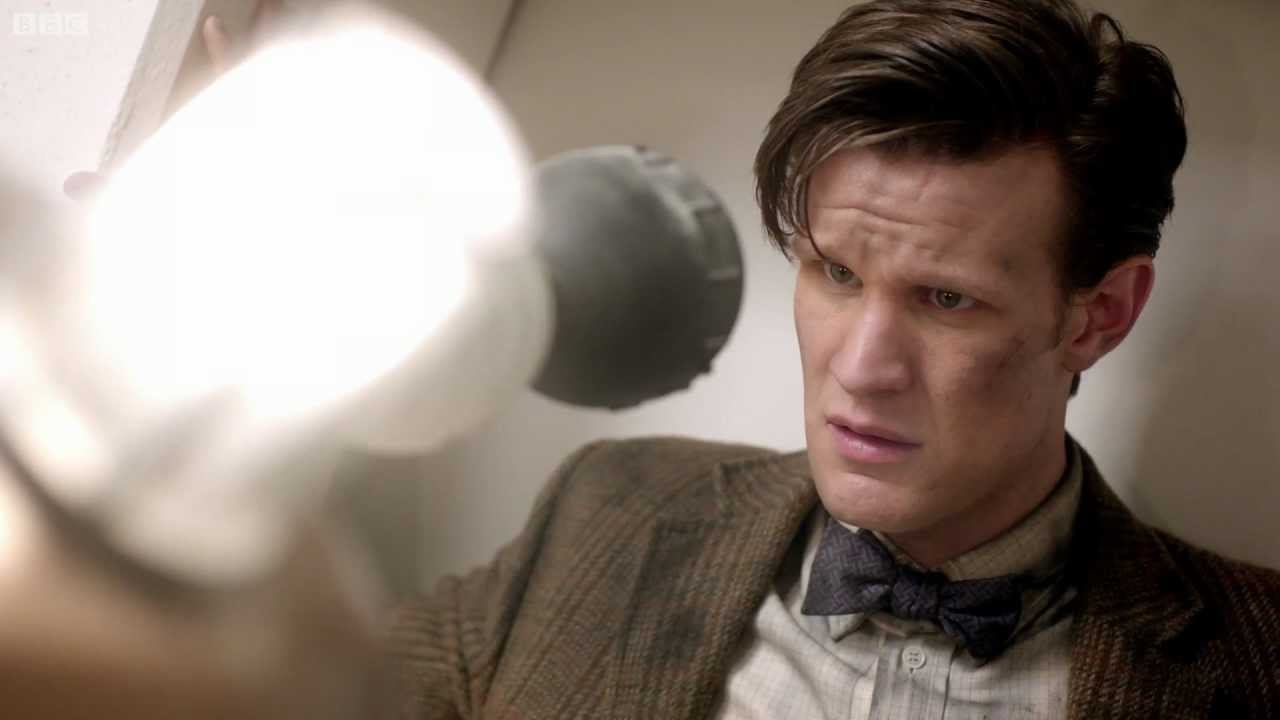 Run, You Clever Boy! | Asylum of the Daleks | Doctor Who | BBC