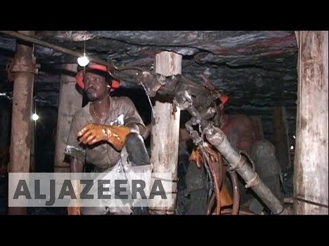 Controversial Mining Charter On Hold In South Africa