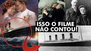 A VERDADEIRA HISTÓRIA DO TITANIC