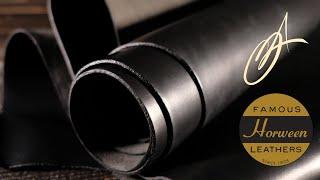 Horween - Pearl Matte Black 5oz