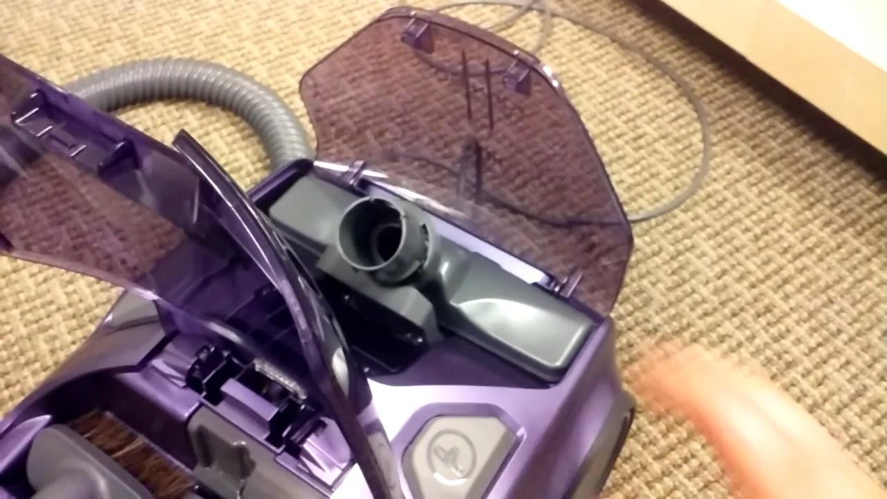 Kenmore 600 Series Pop N Go Canister Vacuum