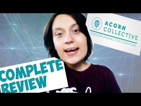 ICO REVIEW: ACORN - Crowdfunding Platform On Blockchain