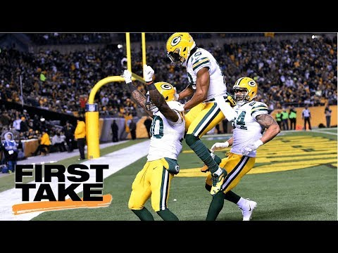 Stephen A. Smith not a fan of NFL celebrations | First Take | ESPN