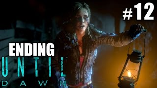 UNTIL DAWN #12 Ending Repentance - chapter 10 ★ ps4 let