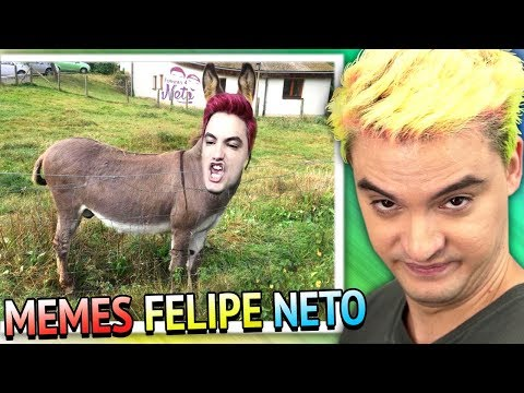 MELHORES MEMES DO FELIPE NETO GARANHÃO