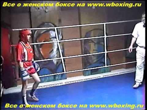Женский бокс.women Boxing.Нусраллах-Пургина