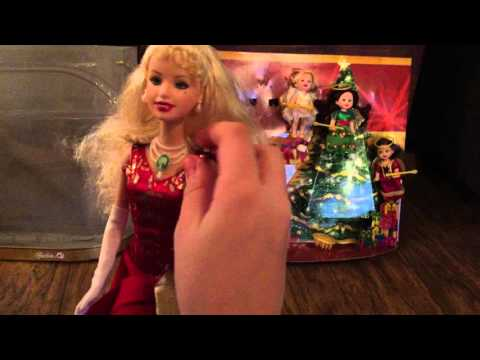 Barbie in a Christmas Carol Doll Review