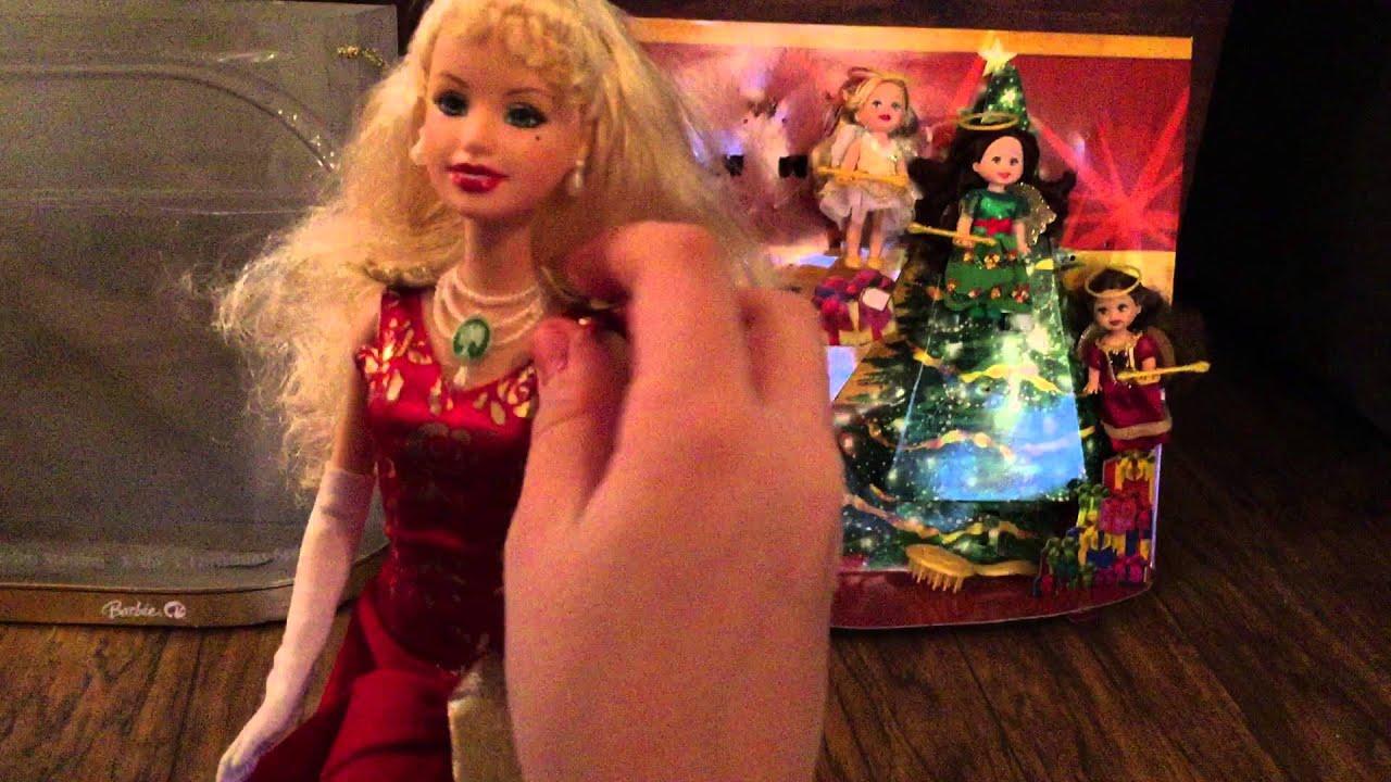 barbie in a christmas carol doll review - Barbie Christmas Carol