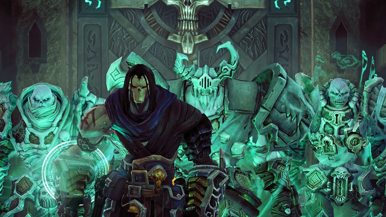 darksiders ii - death comes for all (official uk) - youtube
