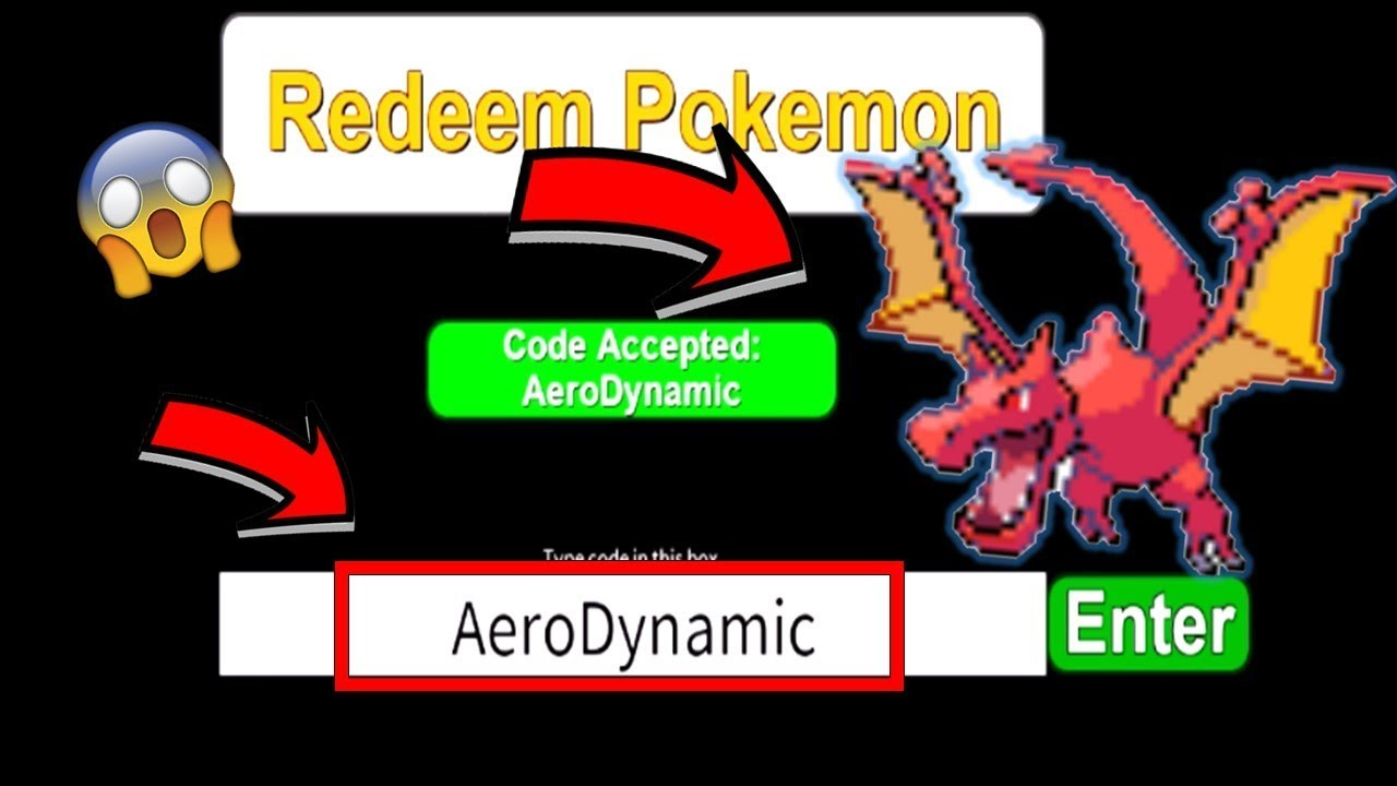 Aura Pokemon Project Codes Images