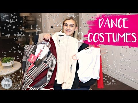 COMPETITION DANCE COSTUMES HAUL 2019! Mp3