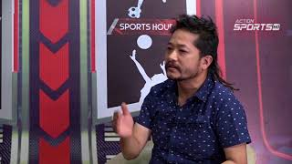 Sports Hour With Dipak Lama  || Action Sports