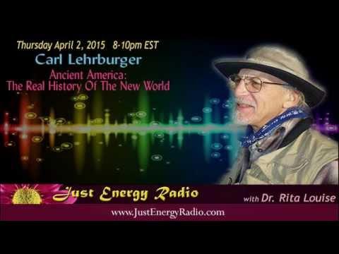 Real History Of The New World - Carl Lehrburger - Just Energy Radio