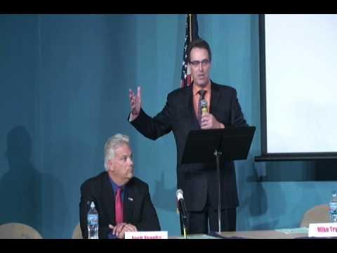 County Executive Forum