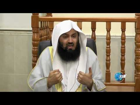 Fulfilling The Laws Of Allah - Mufti Ismail Menk