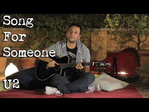 U2 - Song For Someone (cover) #SongForSomeone #Italy