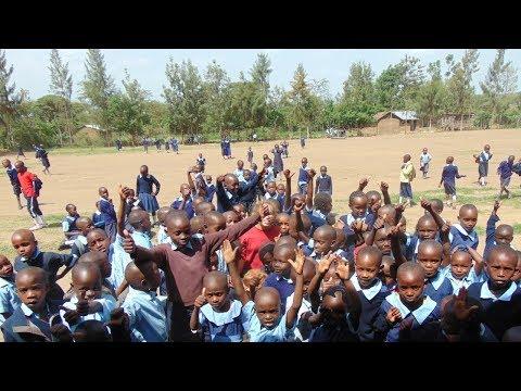 Tour of Soar Kenya Academy