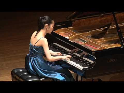 Tiffany Poon plays Scarlatti Sonata in A Major, K.322