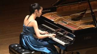 Tiffany Poon plays Scarlatti Sonata in A Major, K.322