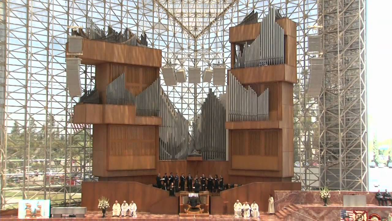 The Hazel Wright Pipe Organ — CHRIST CATHEDRAL MUSIC