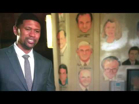 Kobe Bryant and Jalen Rose commercial