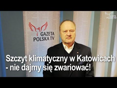 Szczyt klimatyczny w Katowicach - nie dajmy się zwariować!