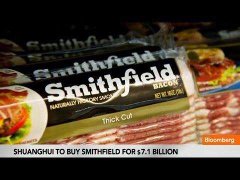Shuanghui to Buy Smithfield for $7.1 Billion