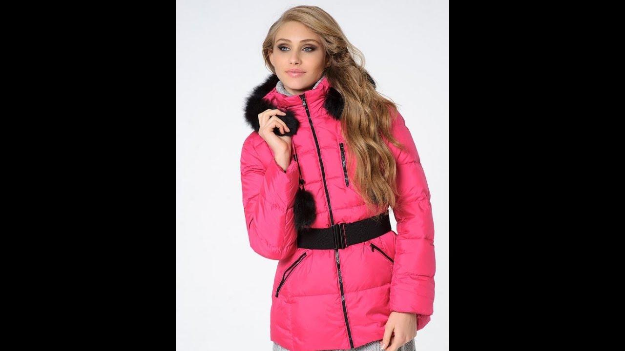 Красное пальто до колен с капюшоном - YouTube