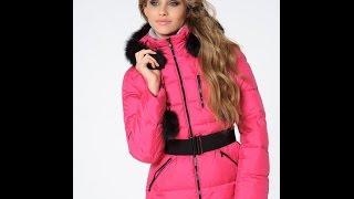 Зимние Женские Пуховики - фото - 2017 / Winter Women's Jackets(, 2015-11-21T20:38:49.000Z)