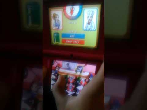 Juanchi's Game Play Diner Dash.nds. Relato Gamer