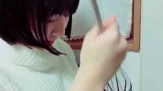 つりビット あゆちゃん バレンタイン動画 180214.