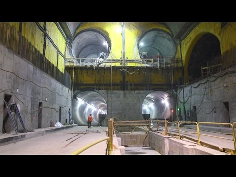A Deep Dive Into New York's East Side Access Project