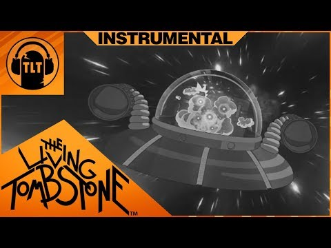 Goodbye Moonmen- Rick and Morty Instrumental Remix- The Living Tombstone