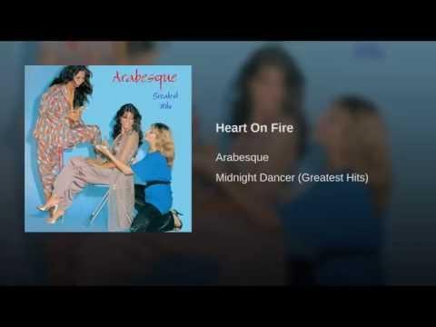 Arabesque - Heart On Fire