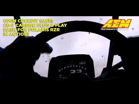 Open Cockpit-Safe Digital Dash in Action!