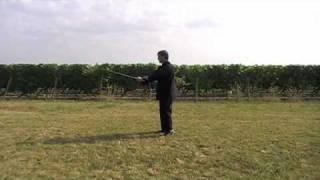 Épée nouvelle - New sword - Yangjia Michuan Taiji Quan