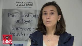 La Banque solidaire de l'équipement : interview de Vanessa Engel d'Emmaüs Défi