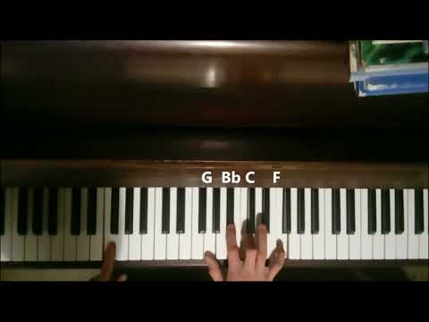 Gregory Porter Piano Lesson: Be Good (Lion's Song)