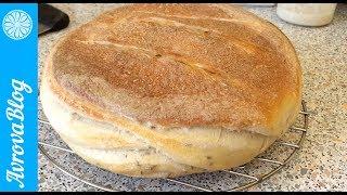 Хлеб сытный на закваске