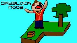Minecraft | SkyBlock NOOB