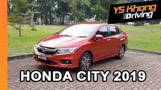 Honda City (Pt.1) Walkaround Review: Why is It So Hot-selling? | YS Khong Driving